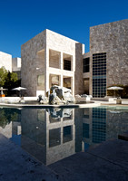 THE GETTY CENTRE, SANTA MONICA, CALIFORNIA
