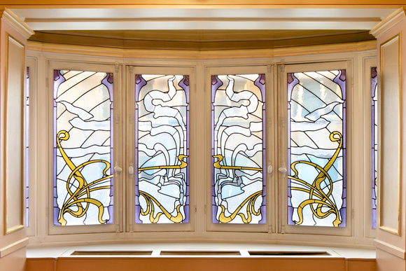alan john ainsworth photography art nouveau design ii 205 hotel tassel interior 6. Black Bedroom Furniture Sets. Home Design Ideas