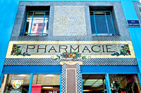 La pharmacie du Point-Central, Nancy