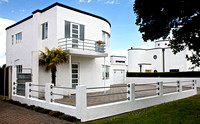 1930s modern movement houses in Frinton-on-Sea